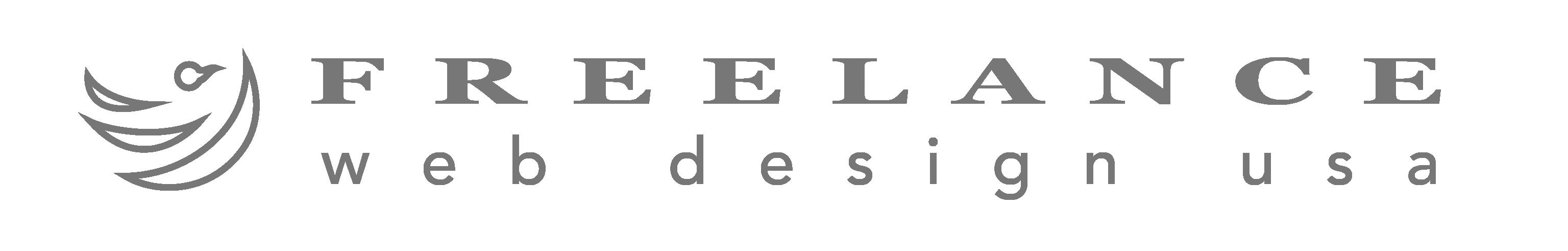 freelance web design usa logo